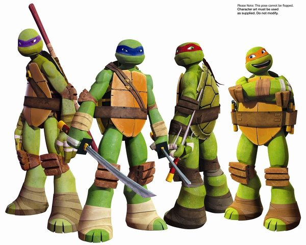 Teenage Mutant Ninja Turtles 2012 TV series  Wikipedia