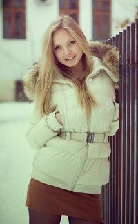 Анна Кез, 18 марта 1991, Москва, id203210429