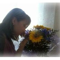 Ольга Полковникова, 25 апреля 1988, Ульяновск, id209502027