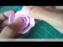🌹🌷🌻 РОЗА из фетра. Видео мастер класс - DIY crafts_ FELT ROSES