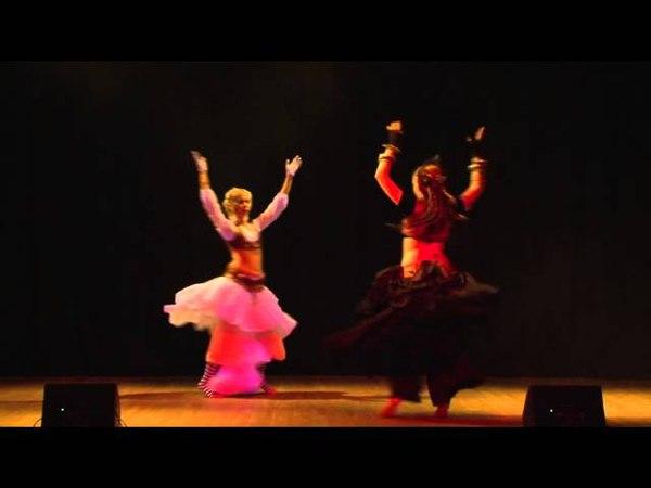 Chandra Dance Studio. Steampunk Tribal Fusion.