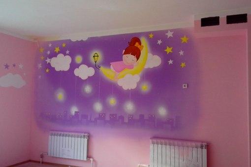 Украшение спальни в детском саду своими руками