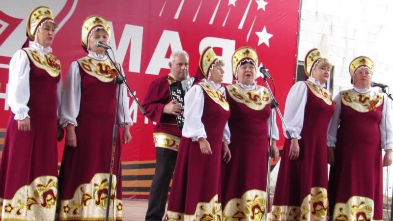 Подсередненский хор Народной песни , женский ансамбль- Вдовы России