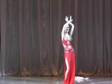 Алиса Москвина на Гала шоу ЧЕмпионата Татарстана по восточному танцу 2018