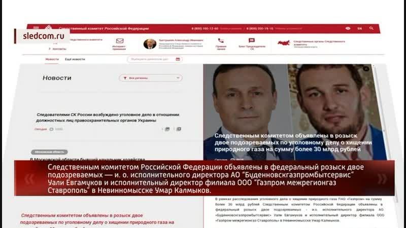 Дело Арашуковых: в федеральный розыск объявлены газовые топ-менеджеры