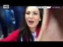 ВТЕМЕ Как Сергей Шнуров, T-killah и Инна Жиркова болели за сборную