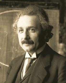 Albert Einstein - фото №1