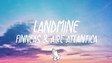 FINNEAS - Landmine (Aire Atlantica Remix) (LyricsLyric Video)