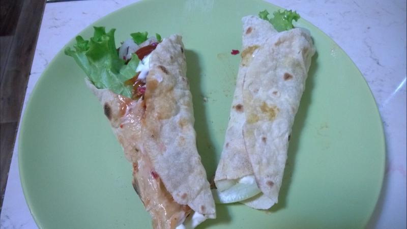 Кулинарный блог ЕДА ЗА 100 РУБЛЕЙ: шаурма и хачапури