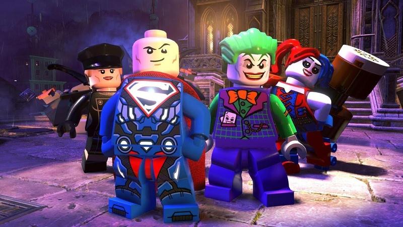 LEGO DC Super Villains Gameplay Walkthrough - IGN Live E3 2018