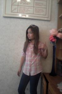 Katrin Fesenko, 15 июня 1999, Челябинск, id136947464