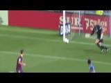 Ла Лига. Чемпионат Испании. 2 тур. Малага - Барселона 0:1.