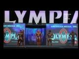 Shawn Rhoden VS Phil Heath - 2018 Mr Olympia