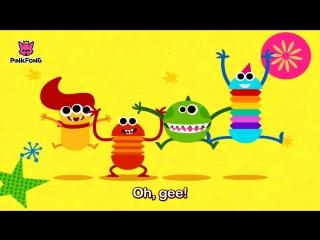 Feelings  Word Power  PINKFONG Songs for Children