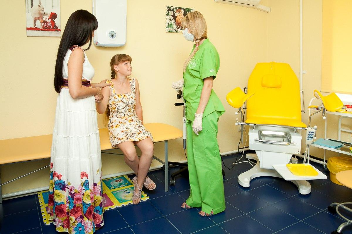 В каких случаях и почему надо посещать детского гинеколога