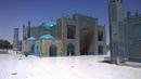 The Shrine of Hazrat Ali Blue Mosque in Mazar e Sharif