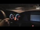 BMW M5 E60 GOLD Кладет Спидометр, 331км/ч