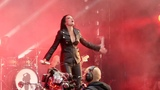 Tarja NEW song Love To Hate Live @ Sweden Rock 2018