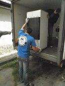 Перевезти холодильник у Львові