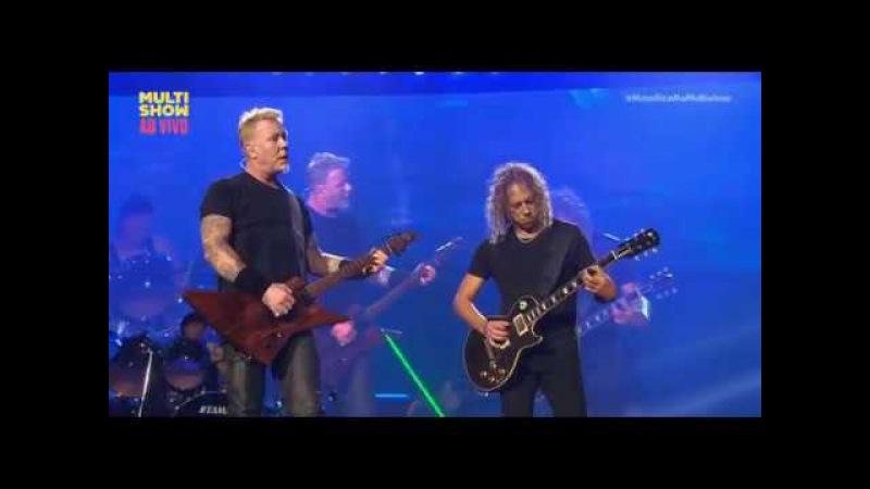 Metallica - Nothing Else Matters - Lollapalooza 2017 São Paulo Brazil HD LIVE 3/25/2017