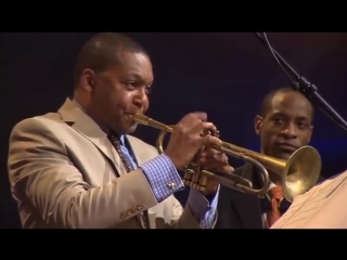 Sweet Georgia Brown - Wynton Marsalis Quintet Featuring Mark OConnor and Frank Vignola