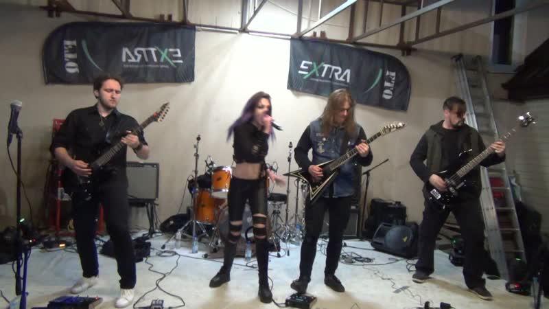 группа Wicked Cat 1 Открытие МотоСезона 2019 ClubHouse 04 05 2019