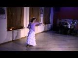 Фламенко с веером