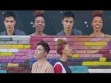 Sam Tsui &amp India Carney - Happier Eastside (A Cappella MashUp)