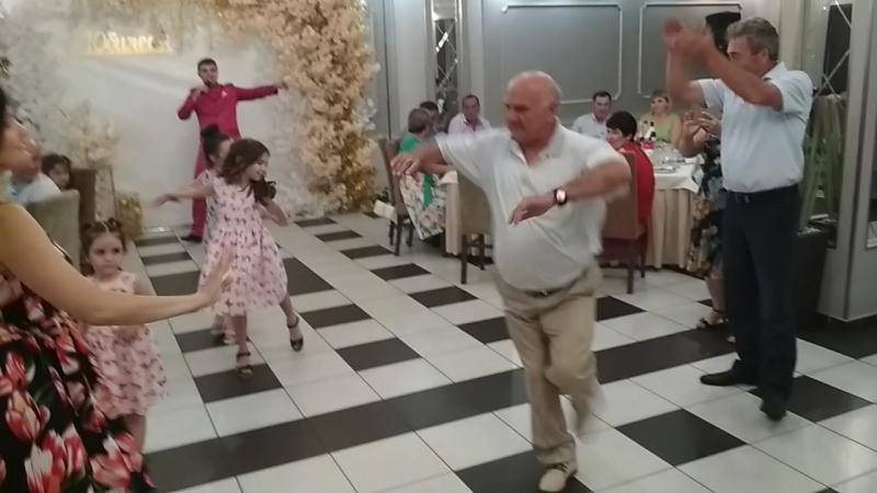 На юбилее - Лезгинка