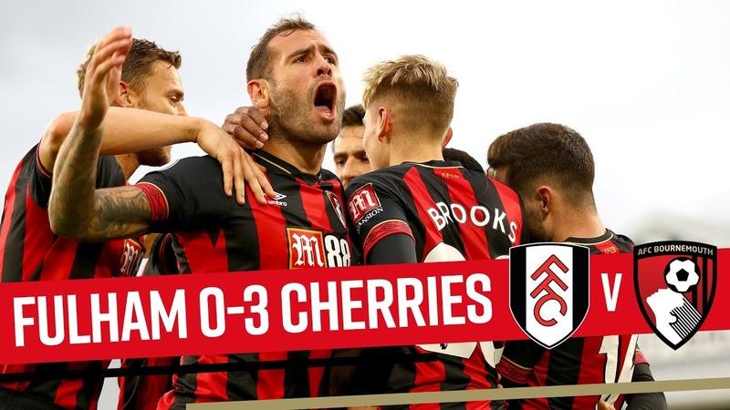 BIG AWAY WIN 😁 | Fulham 0-3 AFC Bournemouth