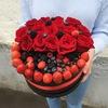 Другие букеты: необычные букеты, ягодные коробки