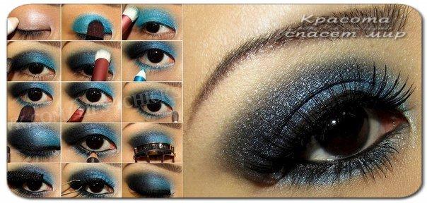 👁 ТОР-7 вариантов прекрасного макияжа поэтапно 👸