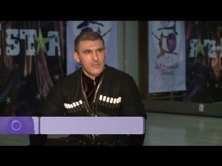 Заур Калоев. Танцы с кавказским темпераментом в Молдове (ЛИЦА УЛИЦ)