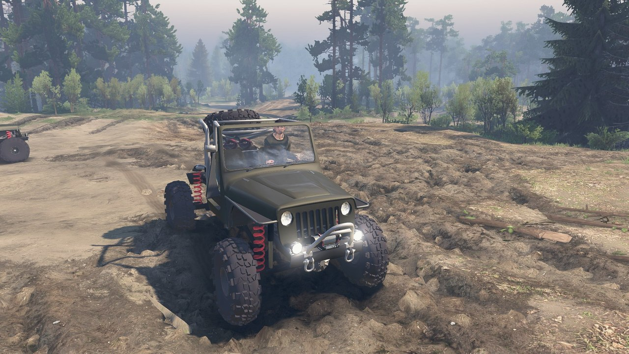JK8 Crawler для 23.10.15 для Spintires - Скриншот 1