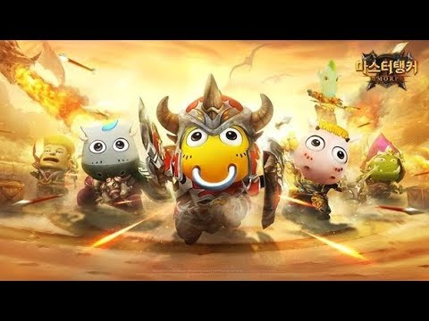 Master Tanker android game first look gameplay español