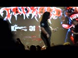 Tankard - One Foot in the Grave, The Morning After, Zombie Attack (Москва, Station Hall, 02.03.2019)