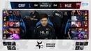 GRF vs. HLE - Игра 3 Неделя 1   LCK 2018 Summer Split