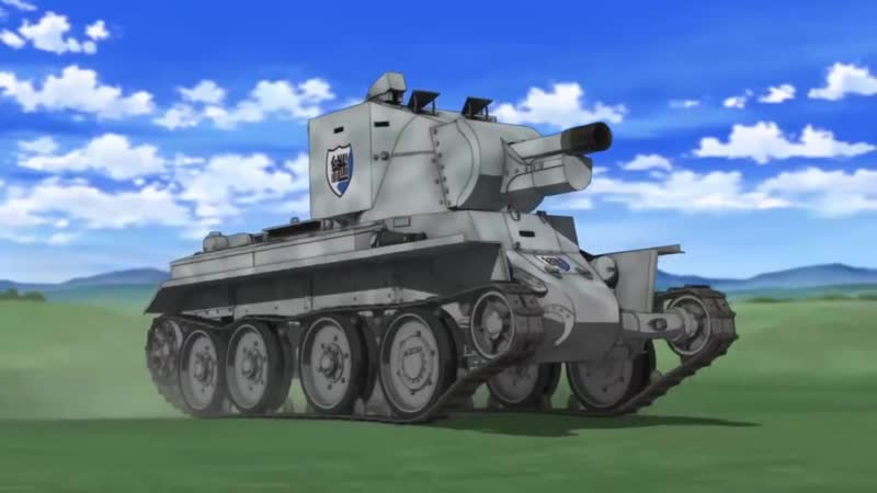 Girls und Panzer [AMV] Oarai - Resist And Bite