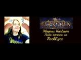 Rockeyez Interview with Magnus Karlsson from The Ferrymen 05-2017