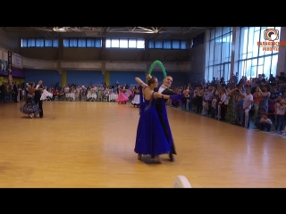 Весенний бал-2018 в Балакове (на турнир собрались сильнейшие танцоры)