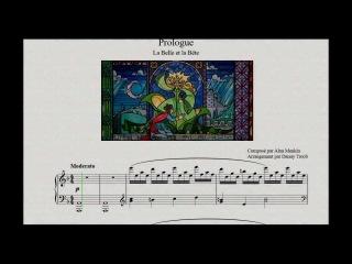 Prologue - Beauty And The Beast (piano sheet music)