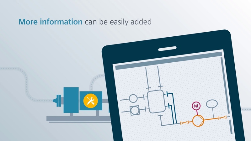 Empower your data value with COMOS - Intelligent mobile maintenance