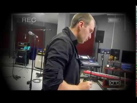 Алексей Цветков: Дурдом (запись в студии)