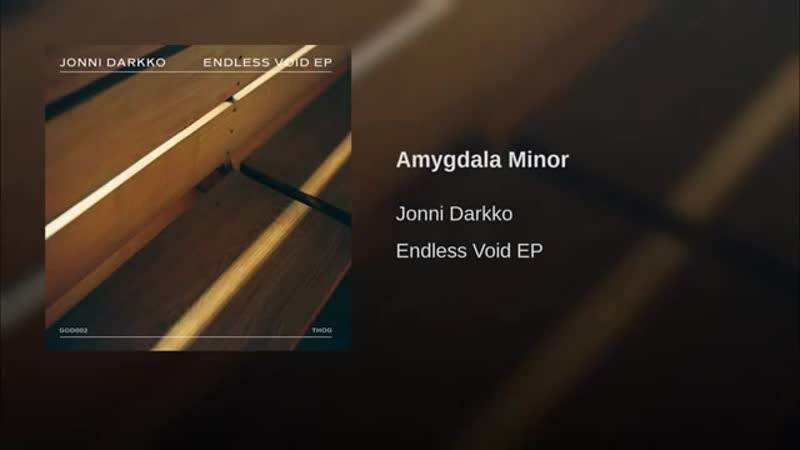 Jonni Darkko - Amygdala Minor