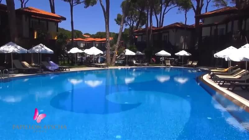 Hotel Papillon Ayscha Resort Spa 5*, Belek, Türkei