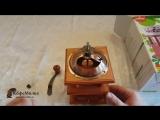 Собрка и настройка ручной кофемолки Bekker