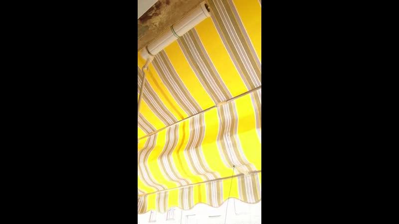 Маркиза на балконе 2