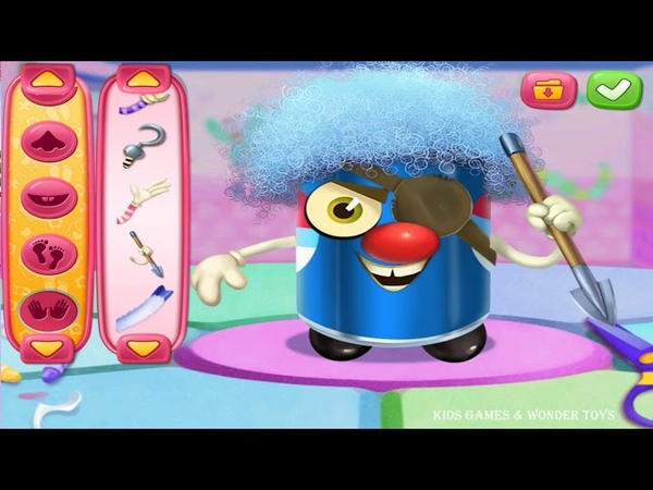 Babysitter Craziness | Kids Fun fuzzy friends | baby games to play cartoons HD 3