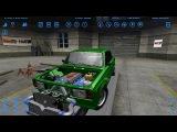 Неуправляемая очень быстрая машина в Street Legal Racing - Redline 2.2.1 MWM Jack V2 Часть 1