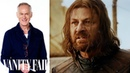 Game of Thrones' Director Breaks Down Ned Stark's Final Scene   Vanity Fair
